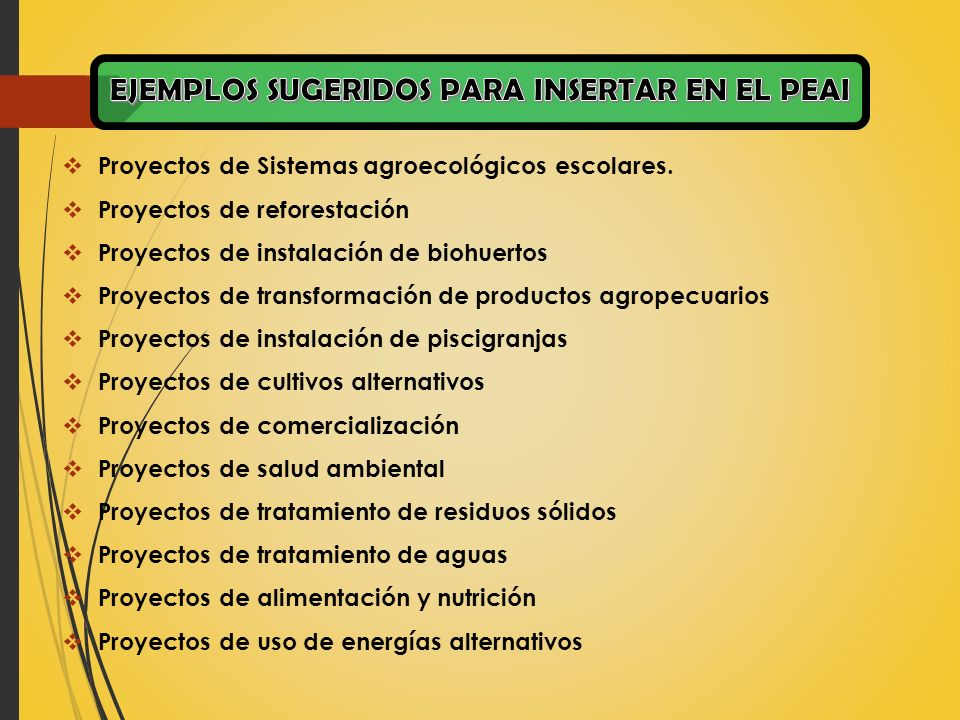 Proyecto Educativo Ambiental Integrado Peai Ppt Video