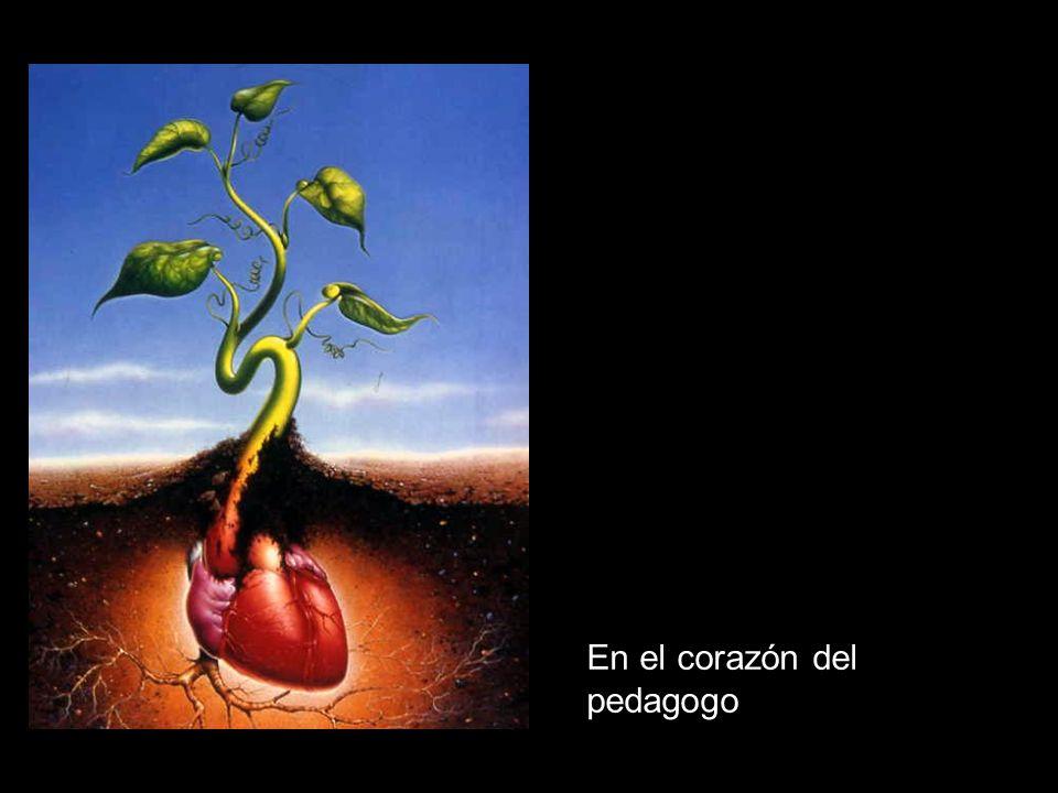 En el corazón del pedagogo