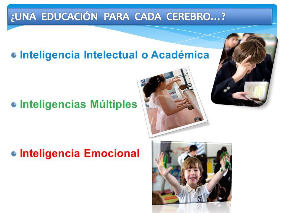 ¿UNA EDUCACIÓN PARA CADA CEREBRO…