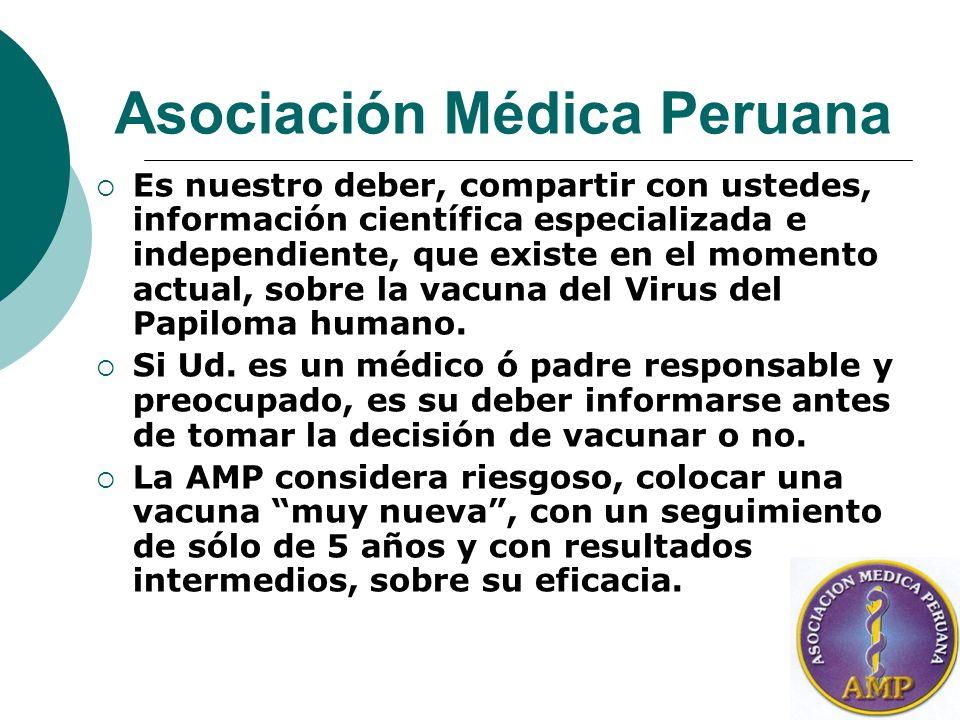 Asociación Médica Peruana