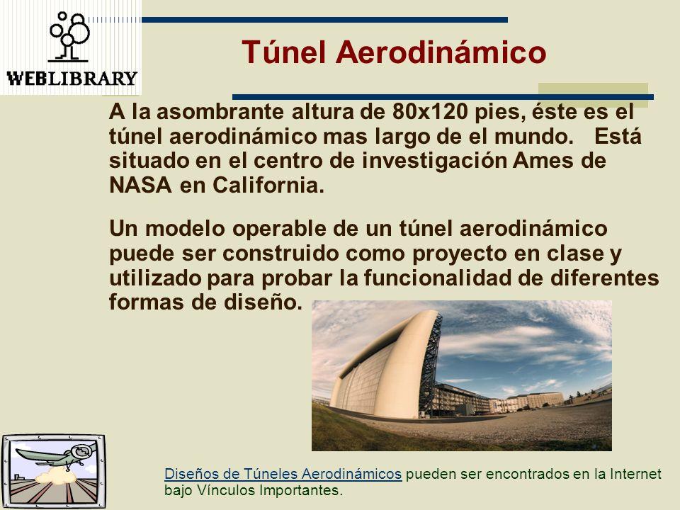 Túnel Aerodinámico