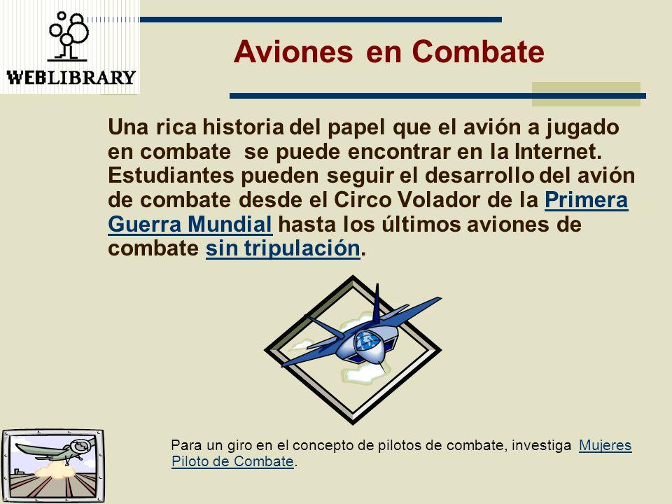 Aviones en Combate