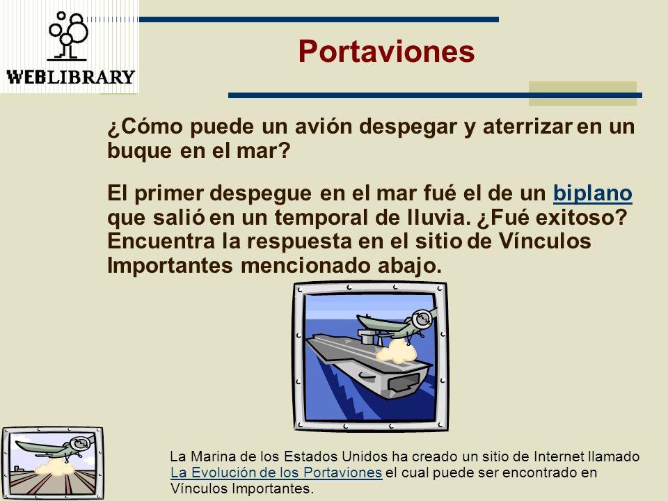 Portaviones ¿Cómo puede un avión despegar y aterrizar en un buque en el mar