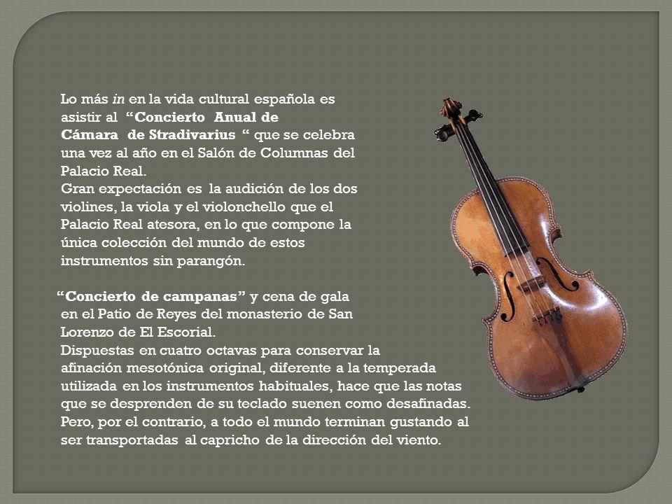 Lo más in en la vida cultural española es