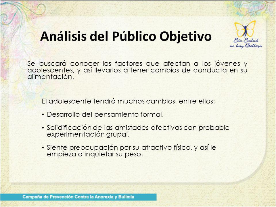 Análisis del Público Objetivo