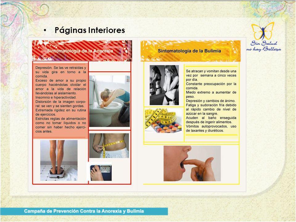 Páginas Interiores