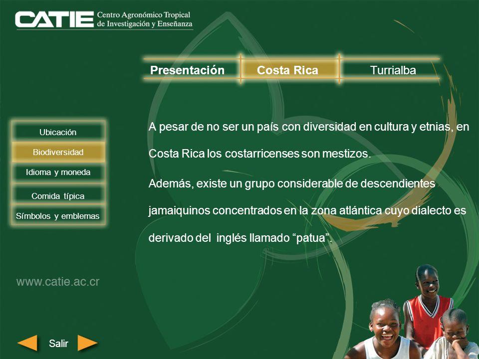 Presentación Costa Rica