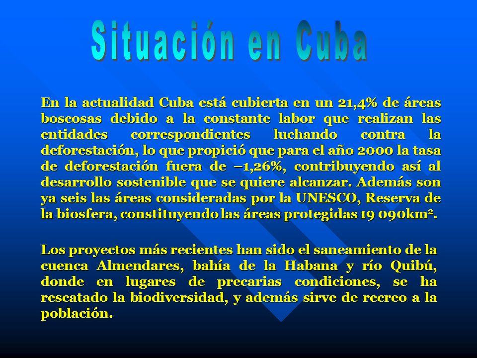 Situación en Cuba