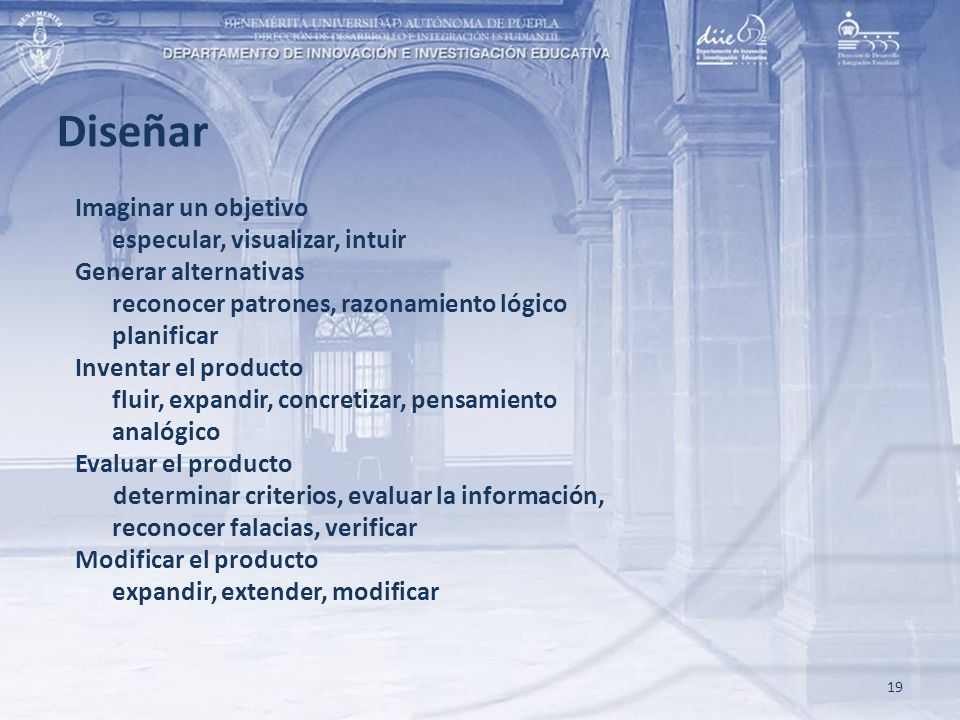 determinar criterios, evaluar la información,