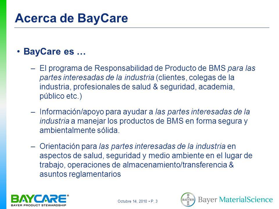 Acerca de BayCare BayCare es …