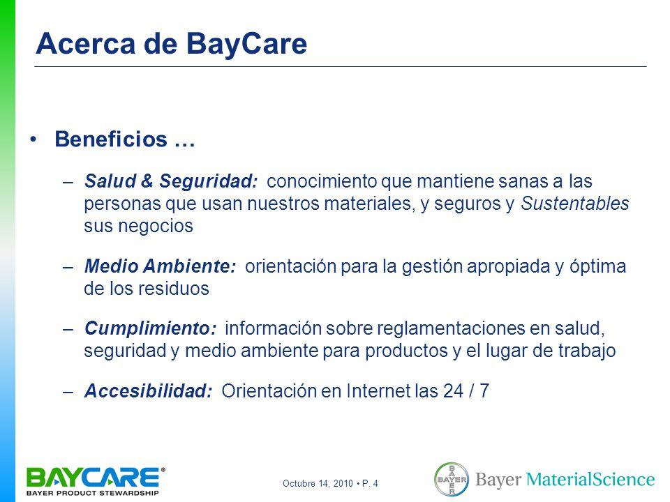 Acerca de BayCare Beneficios …