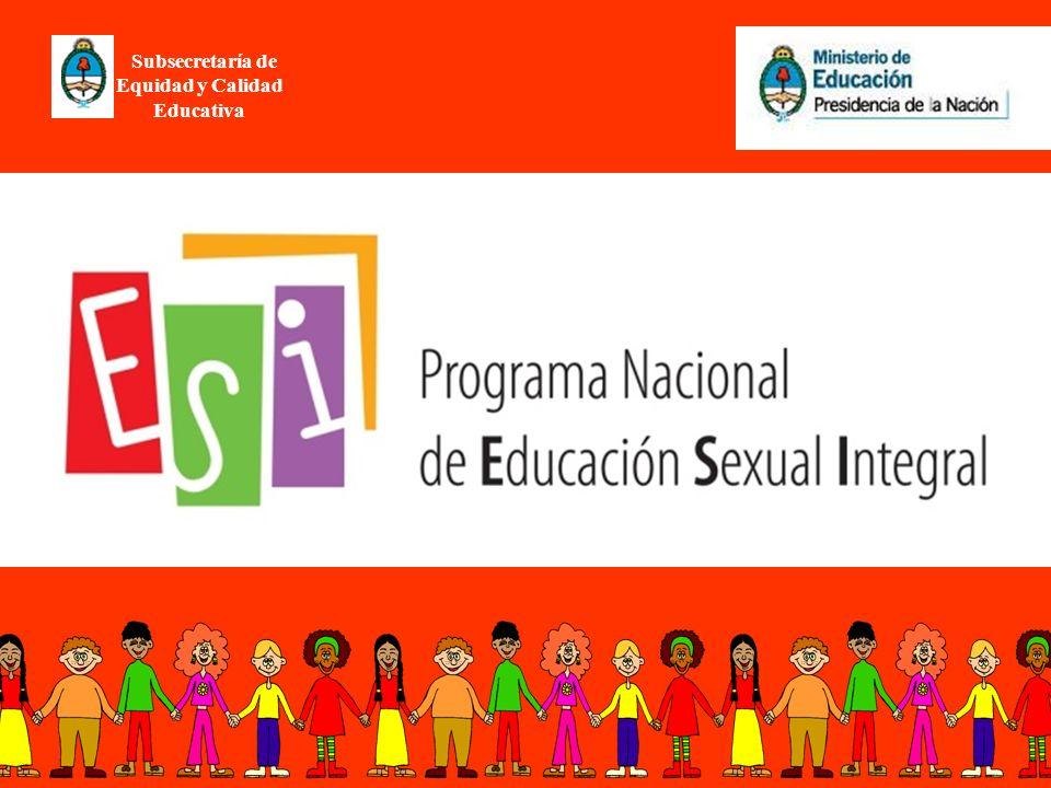 Subsecretaría de Equidad y Calidad Educativa