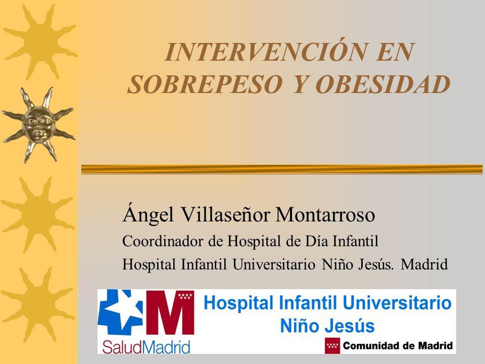 INTERVENCIÓN EN SOBREPESO Y OBESIDAD