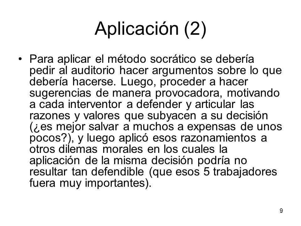 Aplicación (2)