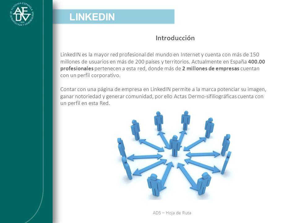 INTRODUCCIÓN LINKEDIN Introducción