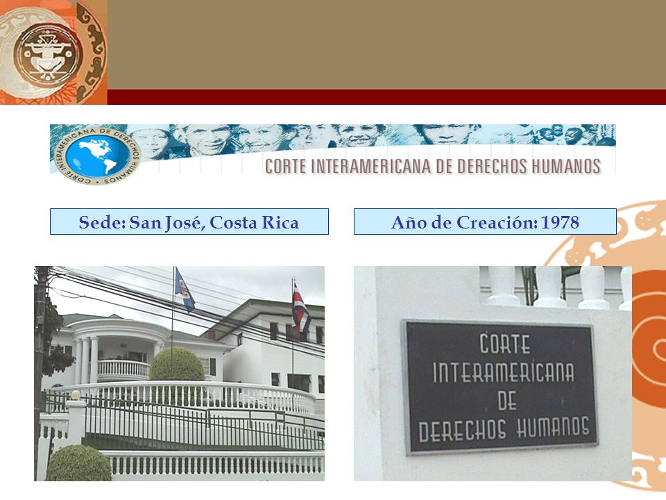 Sede: San José, Costa Rica