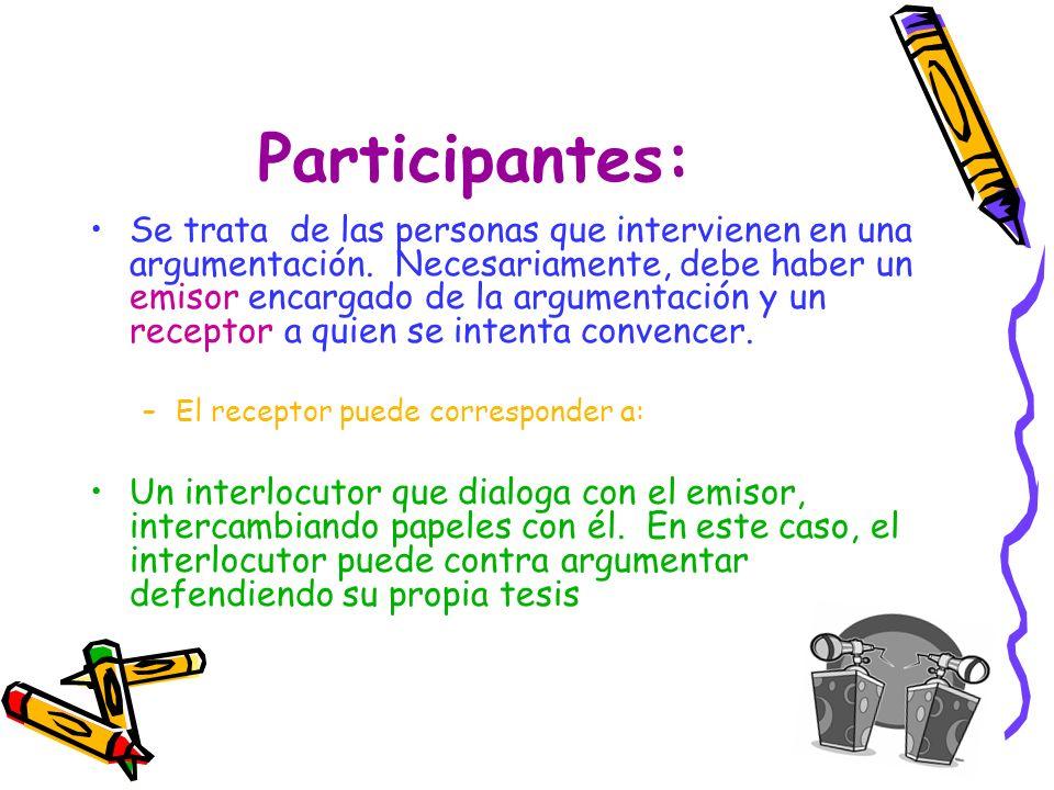 Participantes: