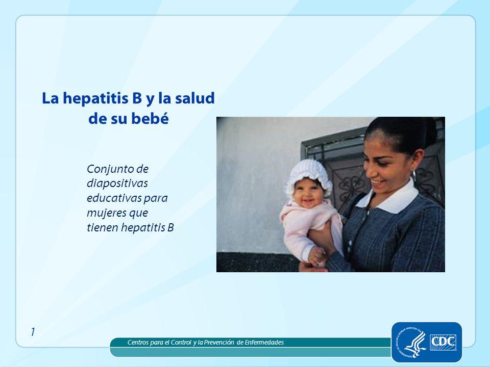 La hepatitis B y la salud de su bebé