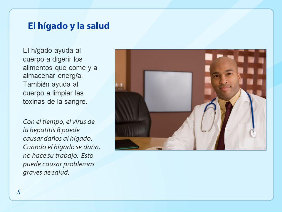 El hígado y la salud