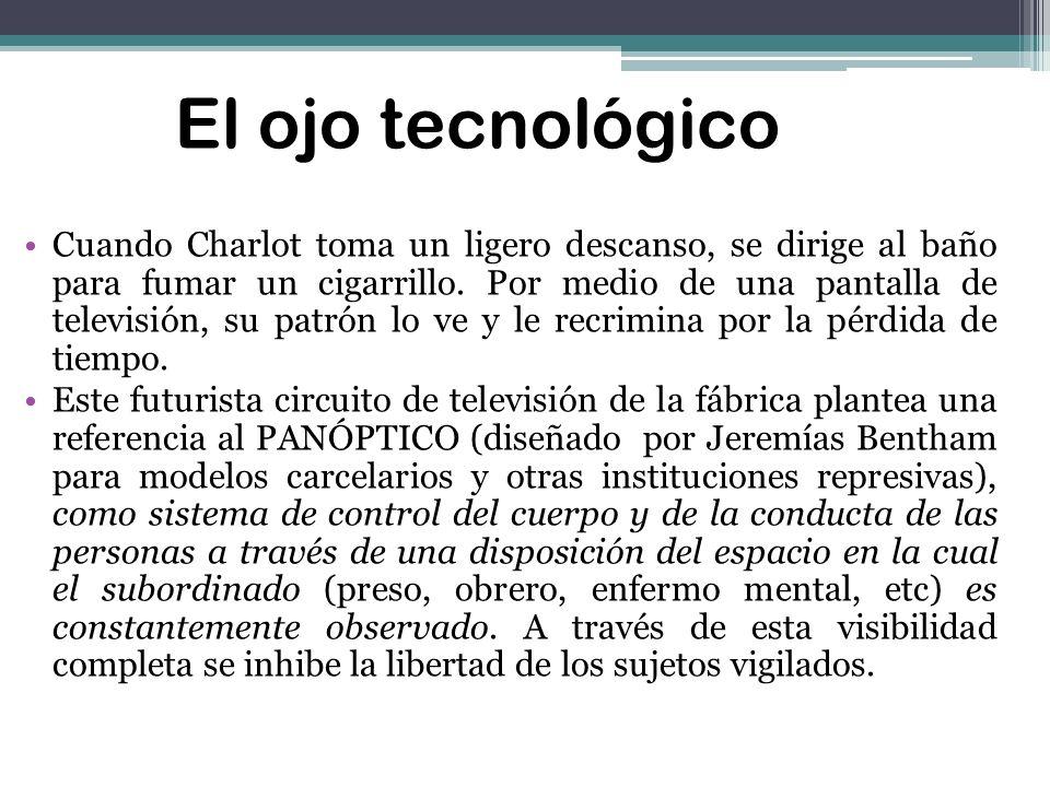 El ojo tecnológico