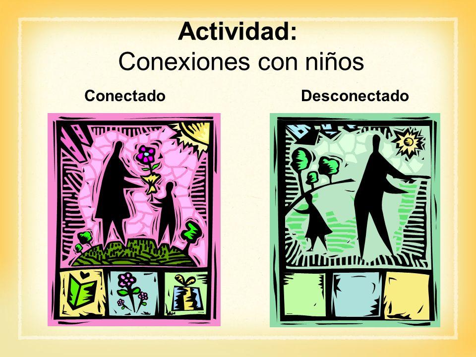 Actividad: Conexiones con niños