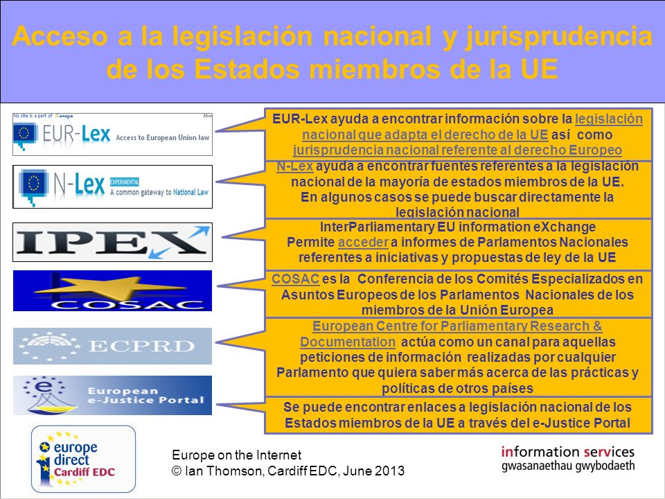 EU information review of the year 2010