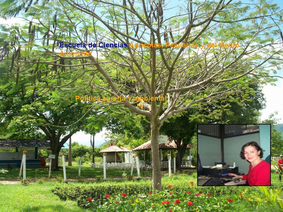 Escuela de Ciencias Agrícolas, Pecuarias y del Medio Ambiente