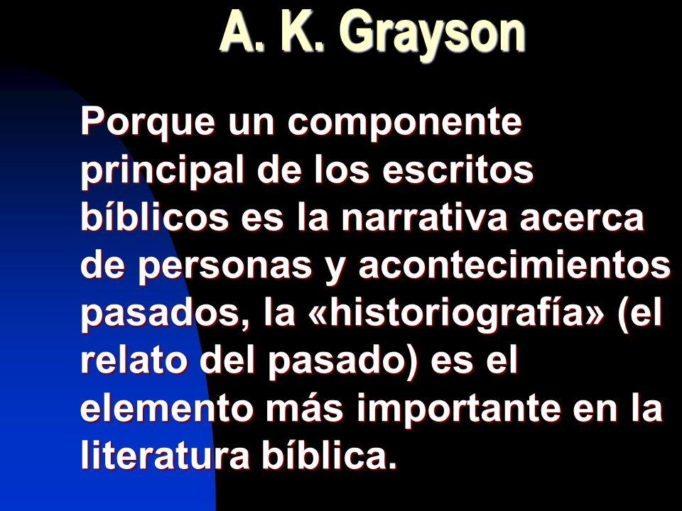 A. K. Grayson