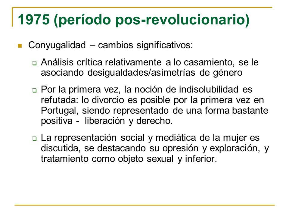 1975 (período pos-revolucionario)