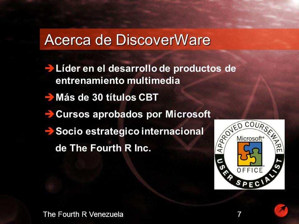 Acerca de DiscoverWare