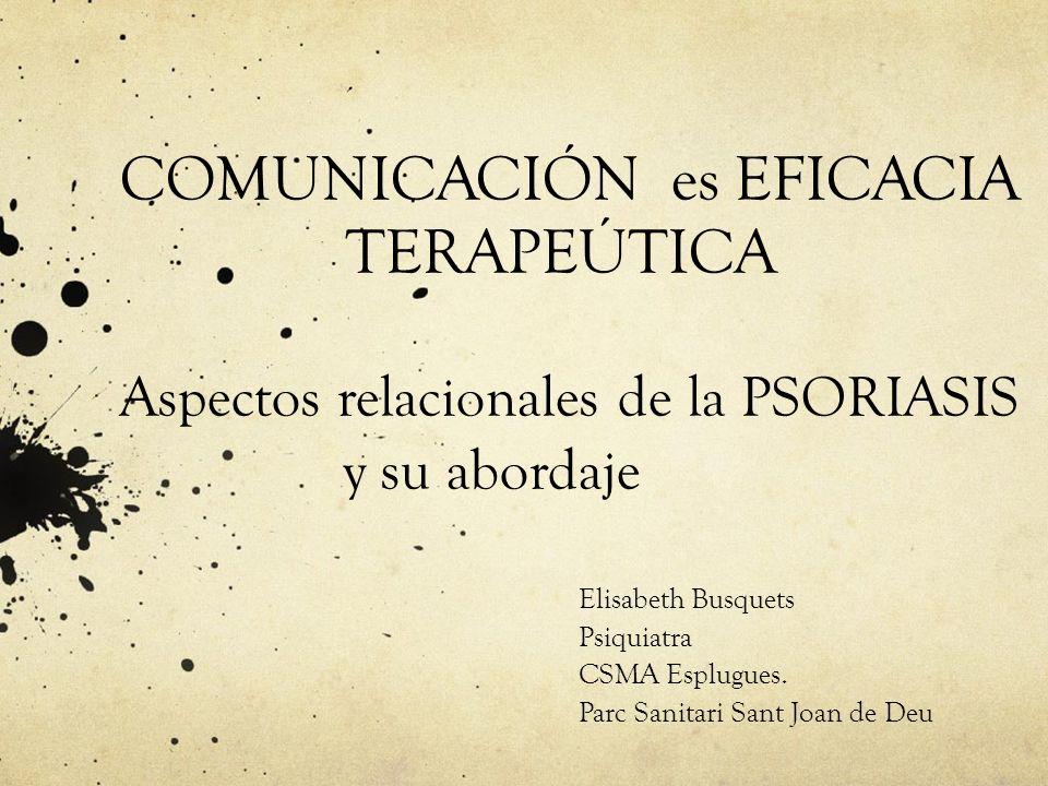 COMUNICACIÓN es EFICACIA