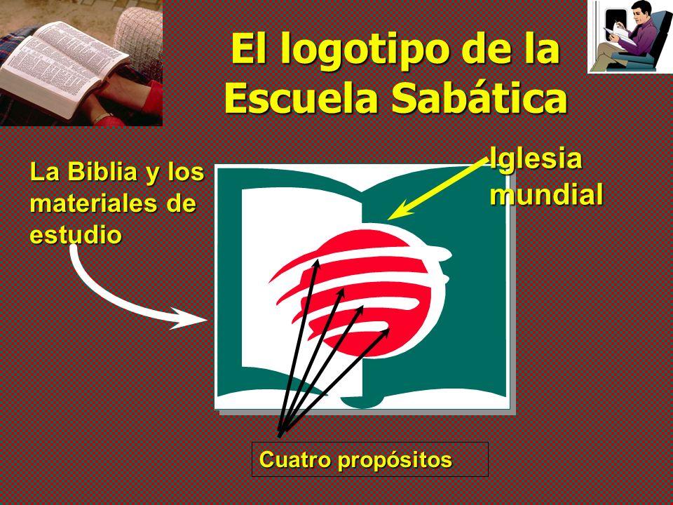 El logotipo de la Escuela Sabática