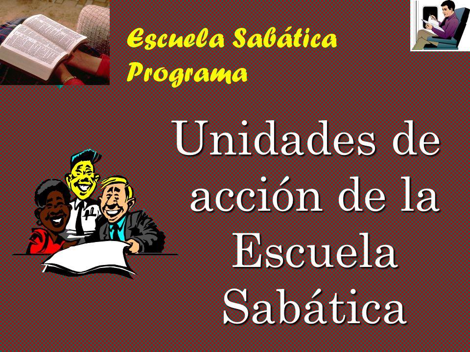 Escuela Sabática Programa