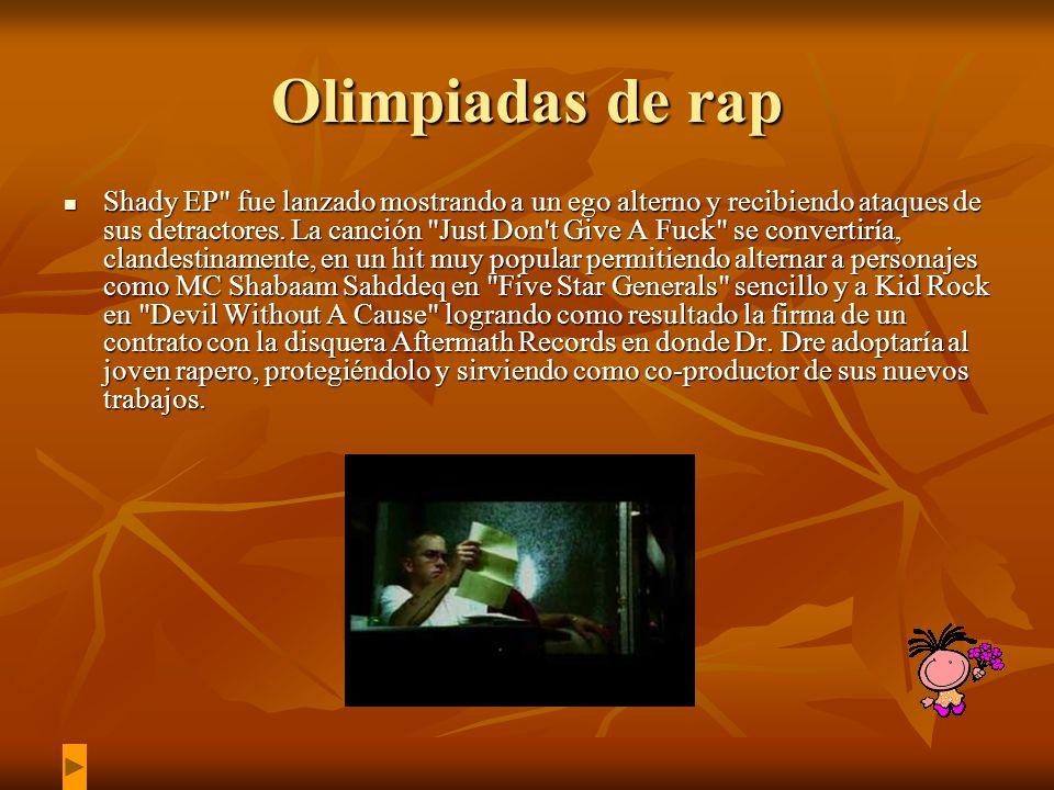 Olimpiadas de rap