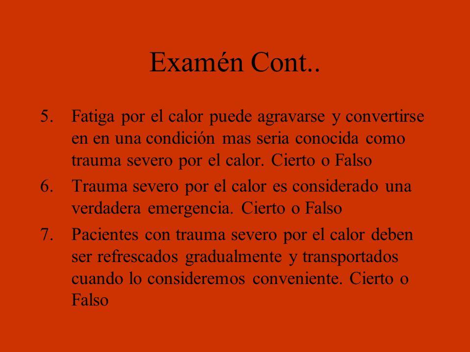 Examén Cont..