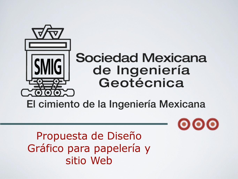 Propuesta de Diseño Gráfico para papelería y sitio Web