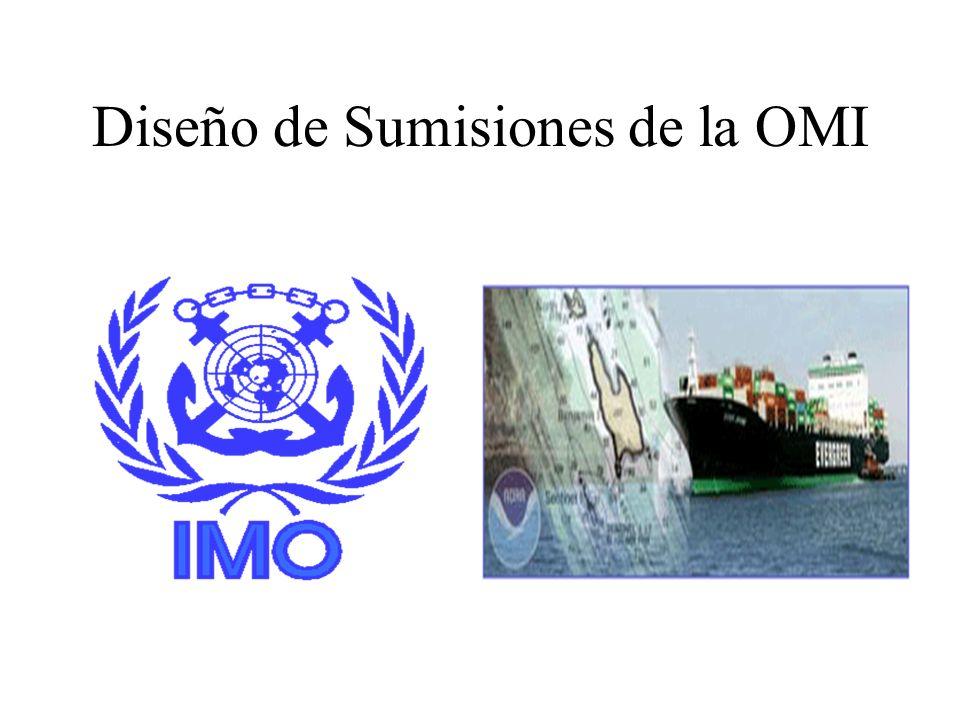 Diseño de Sumisiones de la OMI
