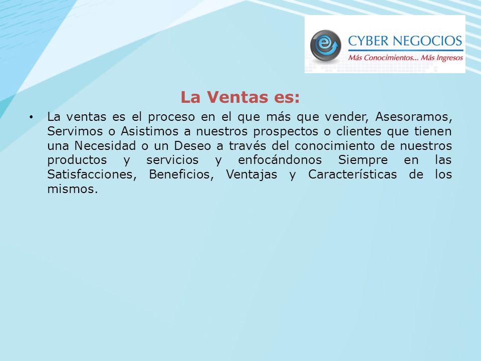La Ventas es: