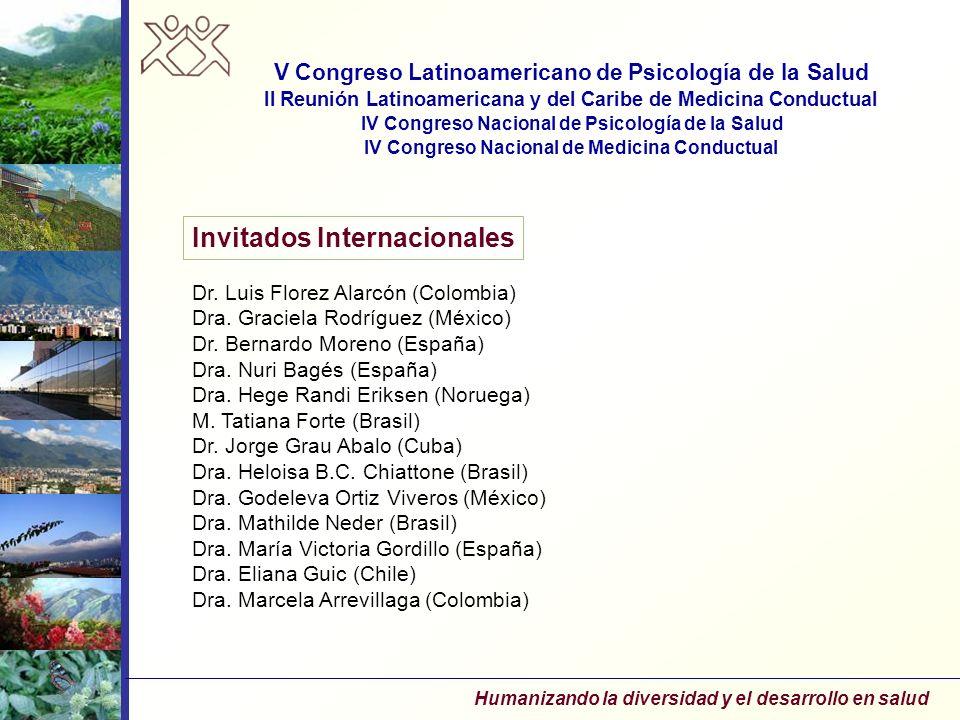 Invitados Internacionales