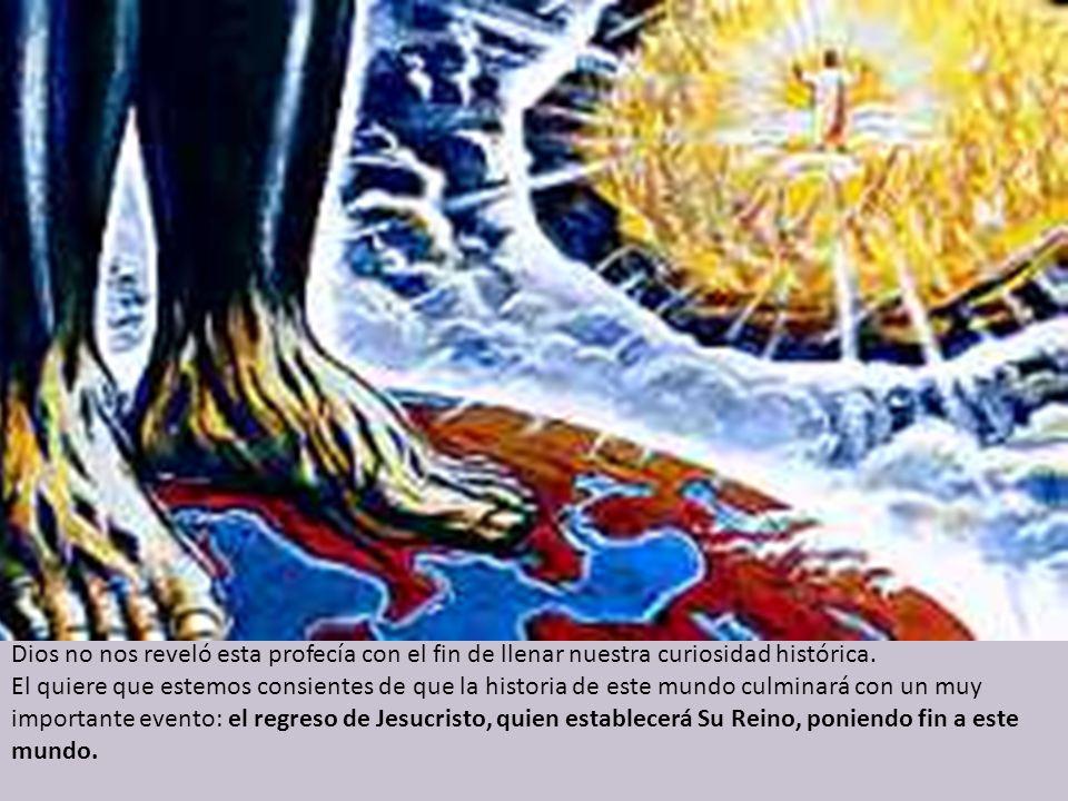 Daniel 2:44 Y en los días de esos reyes, el Dios de los cielos levantará un reino que jamás será destruido, ni será dejado a otro pueblo. Este desmenuzará y acabará con todos estos reinos, pero él permanecerá para siempre .
