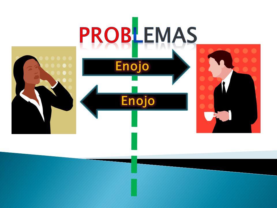 Problemas Enojo Enojo