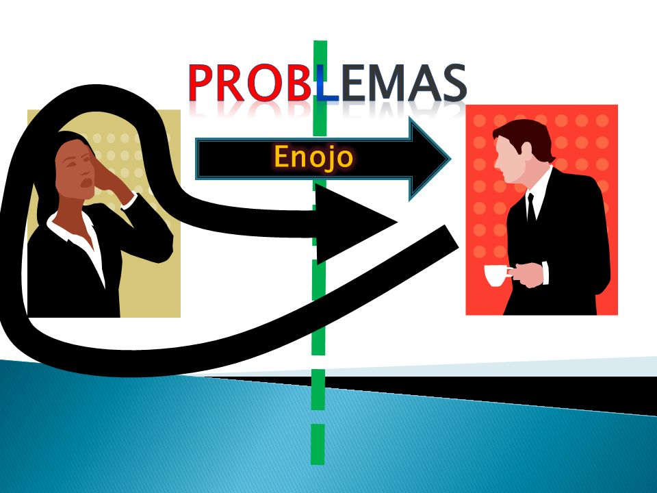 Problemas Enojo