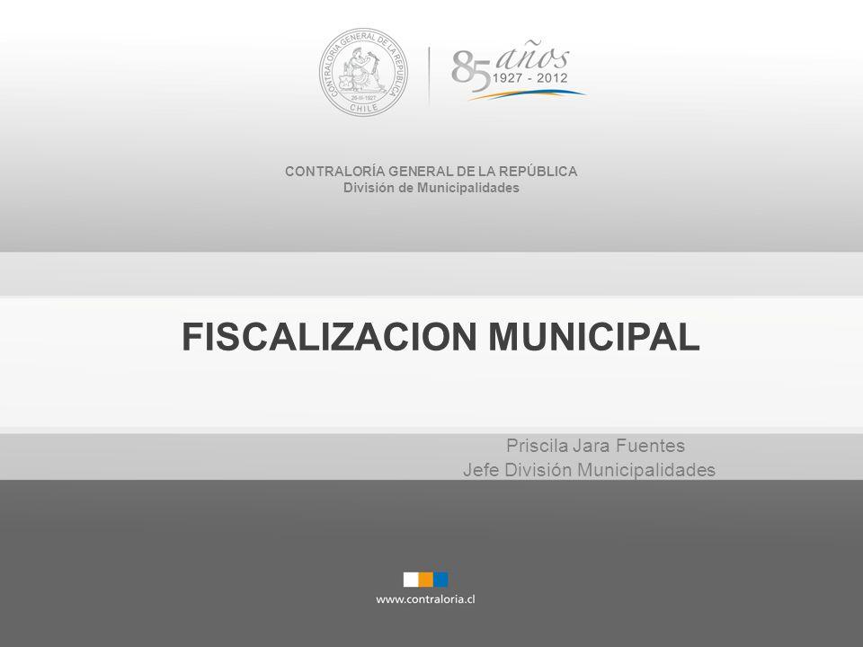 FISCALIZACION MUNICIPAL