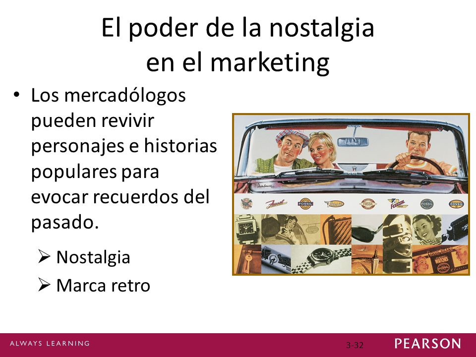 El poder de la nostalgia en el marketing