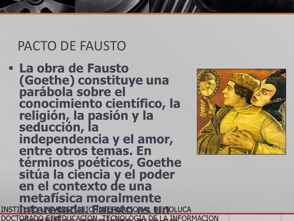 PACTO DE FAUSTO