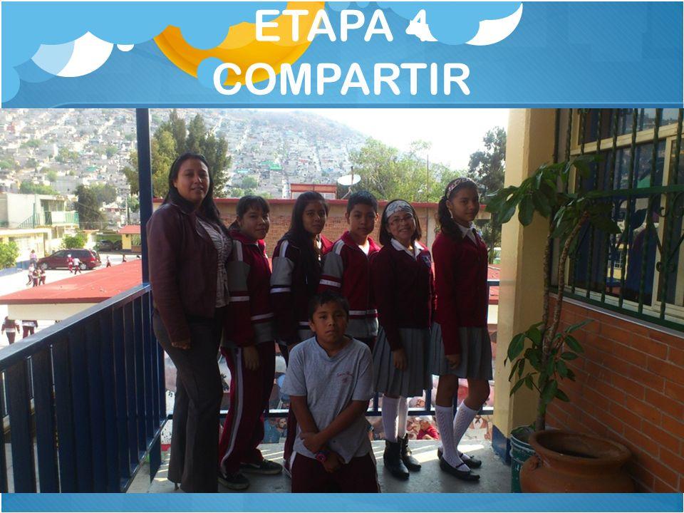 ETAPA 4 COMPARTIR Integrantes