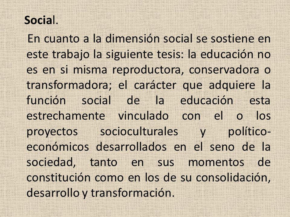 Social.