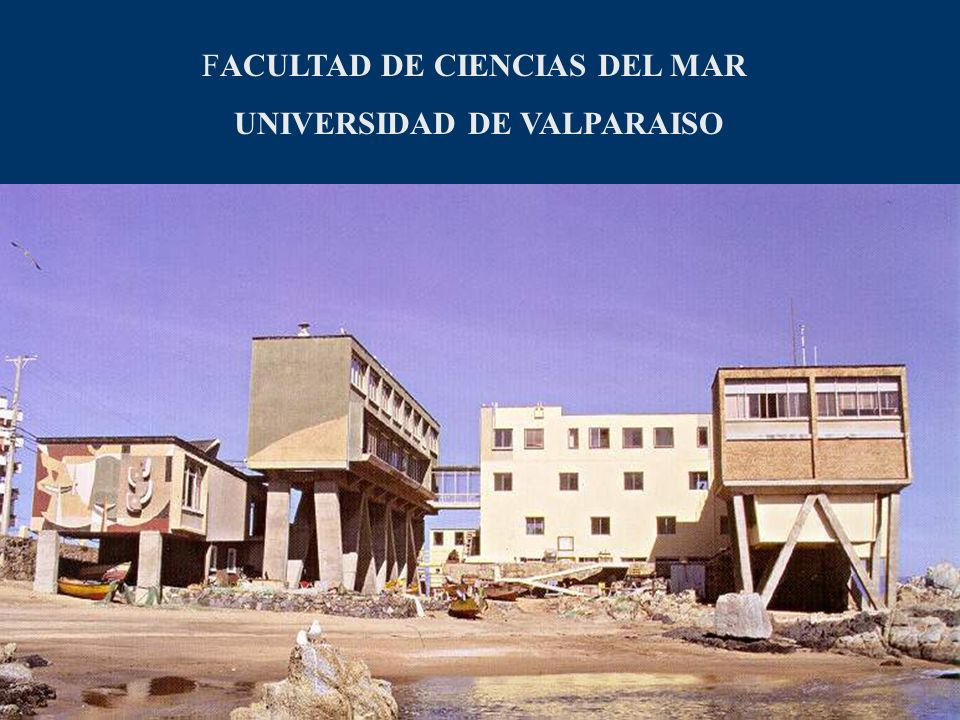 FACULTAD DE CIENCIAS DEL MAR