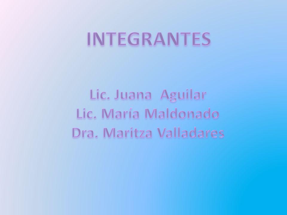 Dra. Maritza Valladares