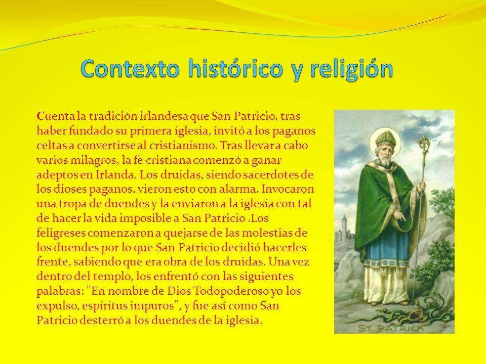 Contexto histórico y religión